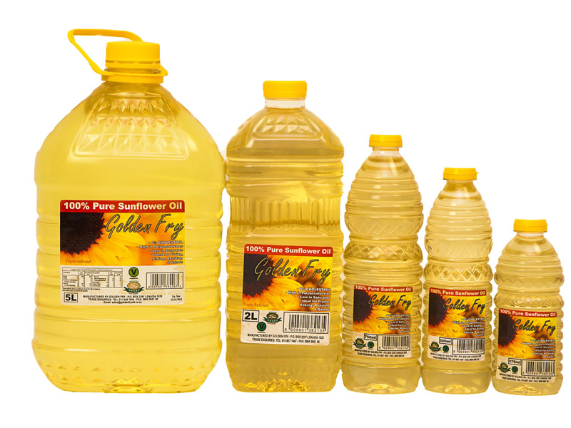 Sunflower Oil: Frying and Cooking Tips