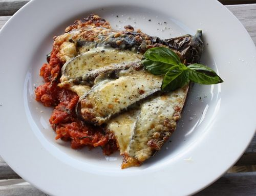 Making a Delicious Vegetarian Parmigiana