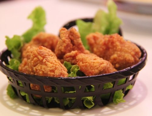 Great Fried Chicken Using Cooking Oil